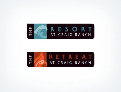 Craig Ranch logos by: Lindsey Kellis Meredith