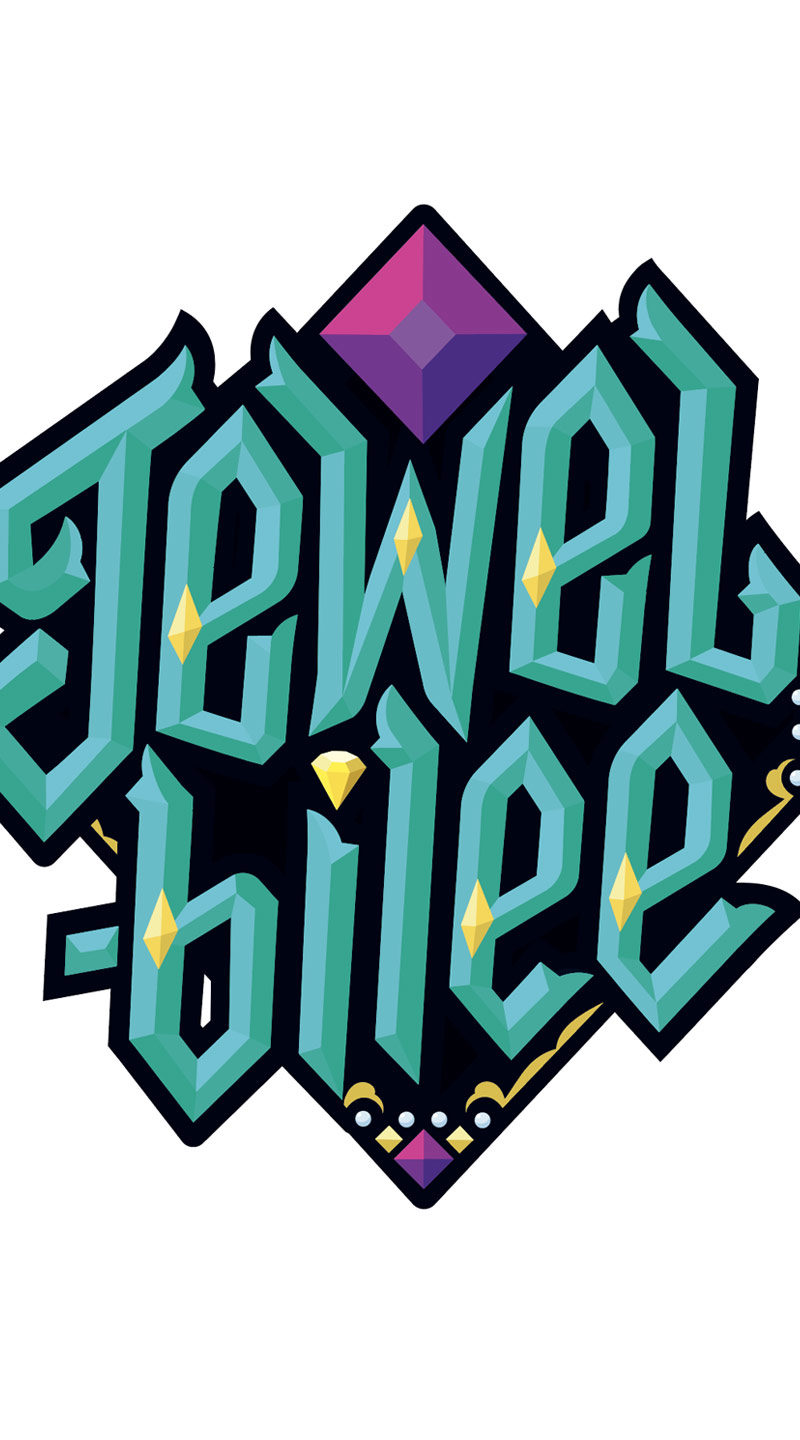 Hasbro, Disney Descendants Jewel-bilee logo