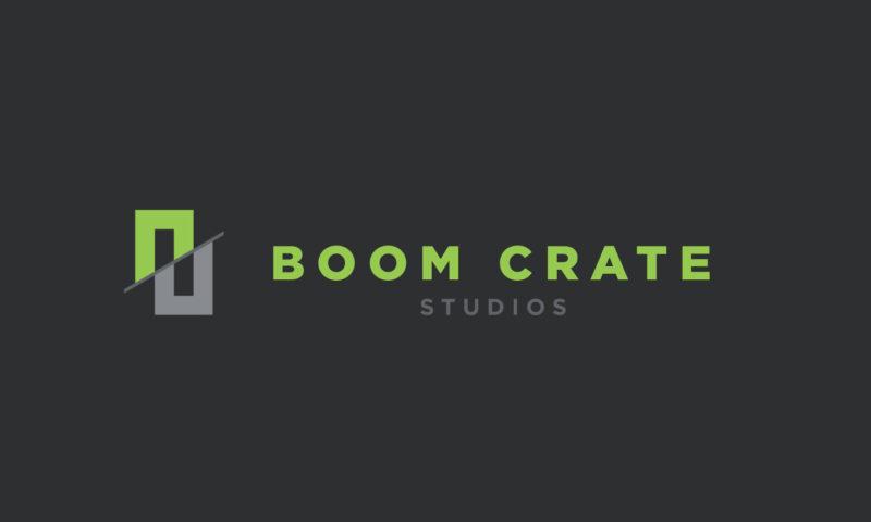 Boom Crate Logo