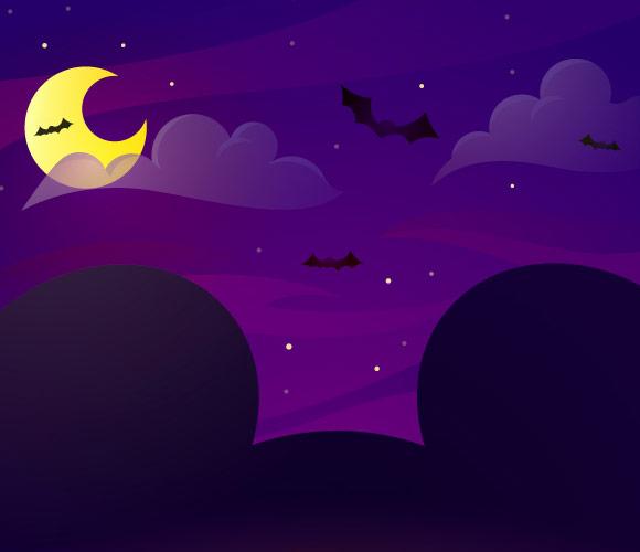 Free Disney Halloween Wallpaper Backgrounds