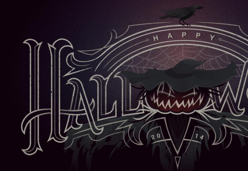 Halloween 2014 Wallpaper