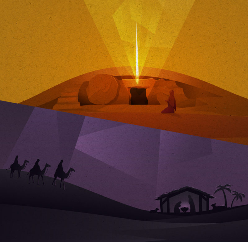 AW Tozer Devotional Cover Illustrations